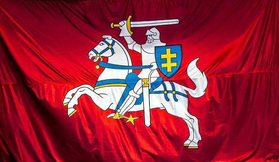 Lietuvos istorine veliava
