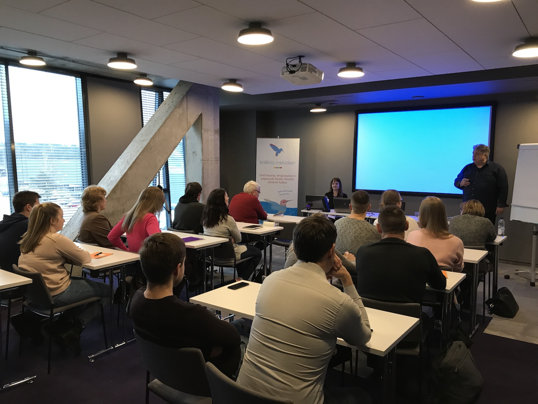 Norvegu kalbos kursai Vilniuje 2018.03
